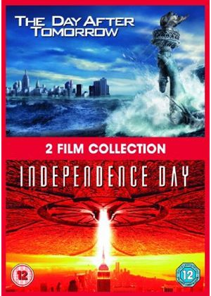 Independence Day / Day After Tomorrow Double Pack