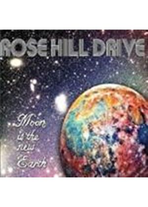 Rose Hill Drive - Moon Is The New Earth (Music CD)