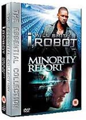Minority Report / I, Robot (Essential Collection)