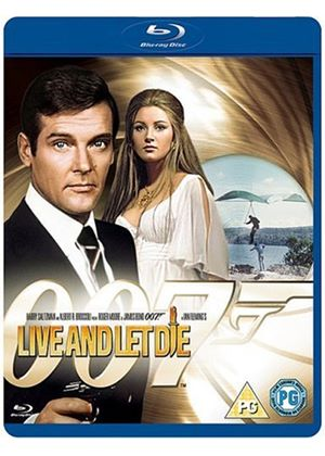 James Bond - Live And Let Die (Blu-Ray)