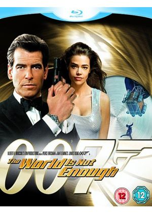 James Bond - World Is Not Enough (Blu-Ray)