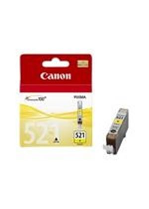 Canon CLI 521Y - Ink tank - 1 x yellow