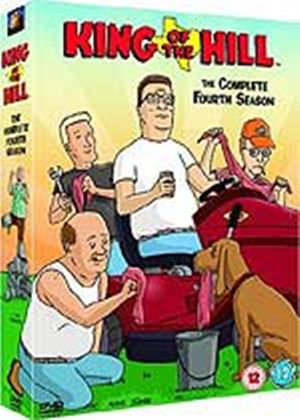 King Of The Hill - Series 4 (Three Discs) (Animated) (Box Set)