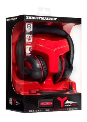 Thrustmaster Gaming Headset: Wired - Y250C (PC)