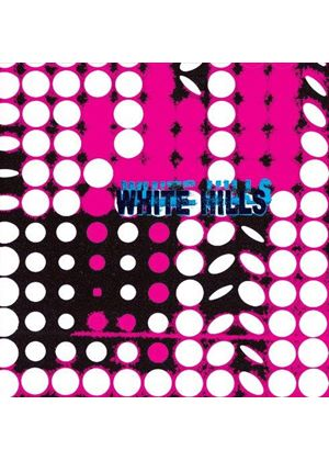 White Hills - Frying On This Rock (Music CD)