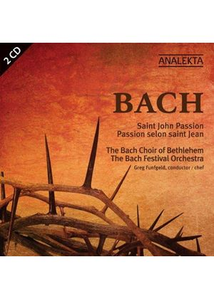 Bach: St. John Passion (Music CD)