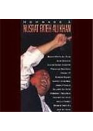 Various Artists - Homage To Nusrat Fateh Ali Khan