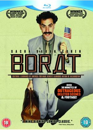 Borat - Cultural Learnings Of America For Make Benefit Glorious Nation Of Kazakhstan (Blu-Ray)