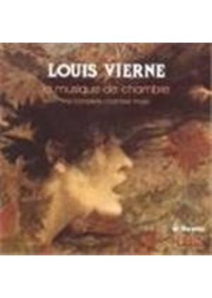 Vierne: (The) Complete Chamber Works