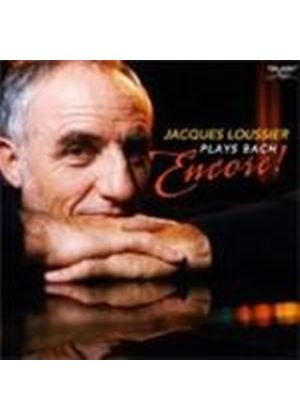 Jacques Loussier Trio - Plays Bach: Encore! (Music CD)