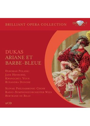 Paul Dukas: Ariane et Barbe-Bleue (Music CD)