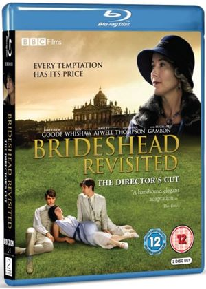 Brideshead Revisited (2008) (Blu-Ray)