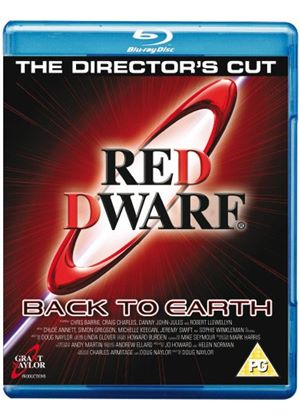 Red Dwarf - Back To Earth (Blu-Ray)