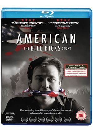 American - The Bill Hicks Story (Blu-Ray)
