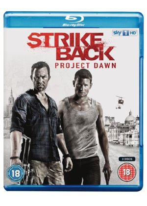 Strike Back : Project Dawn (Blu-ray)