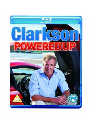 Clarkson - Powered Up (Blu-ray)