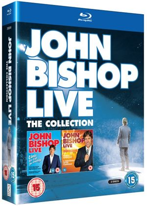 The John Bishop Box Set (Blu-ray)