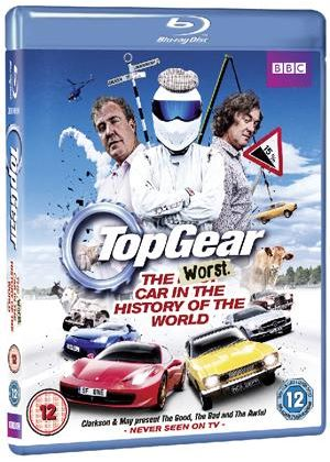 Top Gear: The Worst Car in the World...Ever!  (Blu-Ray)