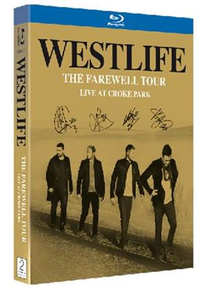 Westlife - The Farewell Tour - Live At Croke Park (Blu-Ray)