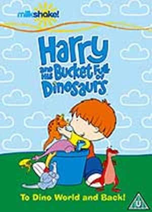 Harry And His Bucketful Of Dinosaurs (Animated)