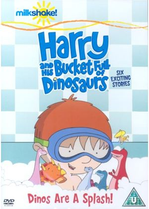 Harry And His Bucketful Of Dinosaurs 2
