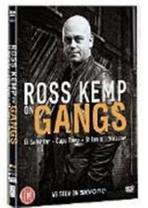 Ross Kemp On Gangs - El Salvador / Cape Town / St Louis / Moscow