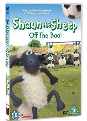 Shaun The Sheep - Off The Baa