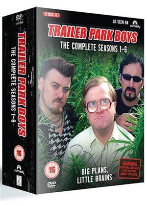 Trailer Park Boys - The Complete Collection Series 1 To 6