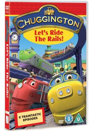 Chuggington - Let's Ride The Rails (CBeebies)