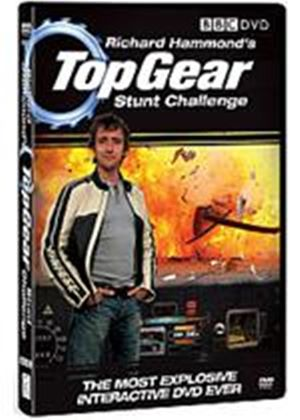 Richard Hammond's Top Gear Stunt Challenge (DVDi)