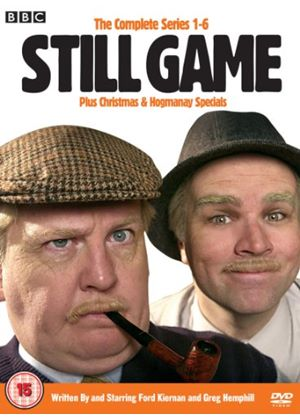 Still Game - Series 1-6 - Complete / Christmas And Hogmanay Specials