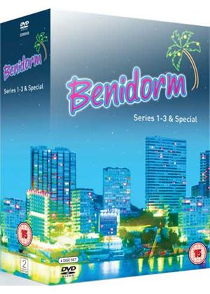 Benidorm Series 1 – 3 and Special