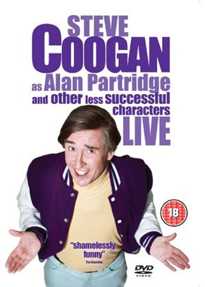 Steve Coogan Live - As Alan Partridge And Others