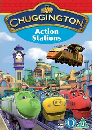 Chuggington - Action Stations (CBeebies)