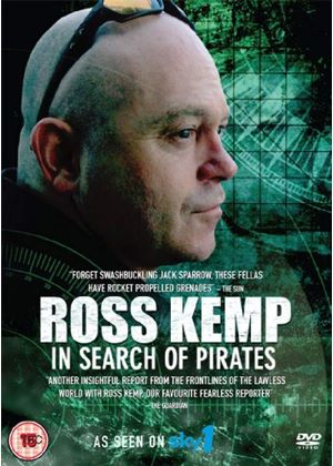 Ross Kemp On Pirates