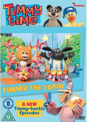 Timmy Time - Timmy The Train