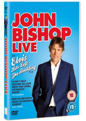 John Bishop - Live - The Elvis Has Left The Building Tour