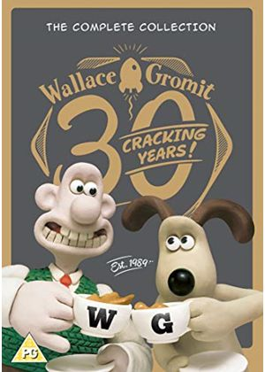 Wallace And Gromit - The Complete Collection