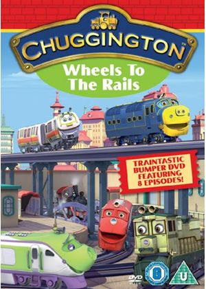 Chuggington - Wheels To The Rails (CBeebies)