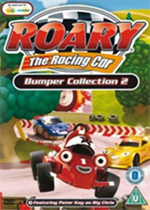 Roary the Racing Car Bumper Collection 2