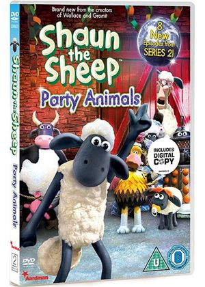 Shaun the Sheep – Party Animals