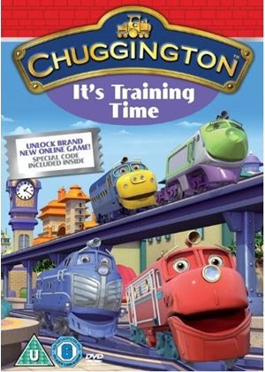 Chuggington - It's Training Time (CBeebies)