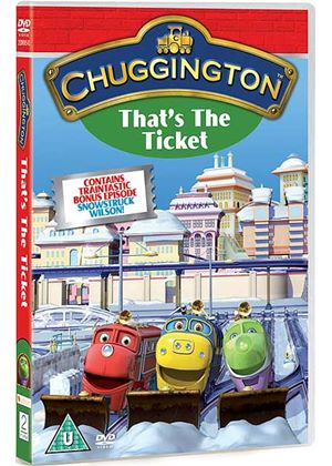 Chuggington – That's the Ticket (CBeebies)