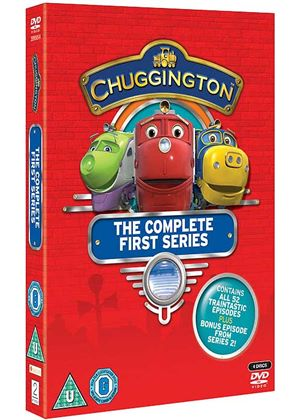 Chuggington – Complete Series One (CBeebies)