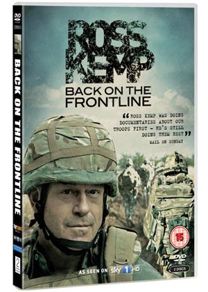 Ross Kemp – Back to the Front Line