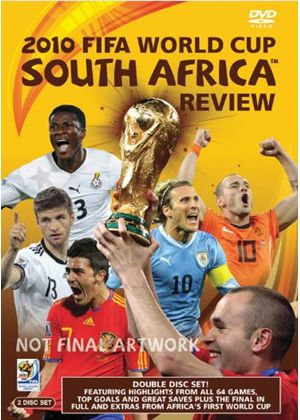 The Official 2010 FIFA World Cup South Africa Review
