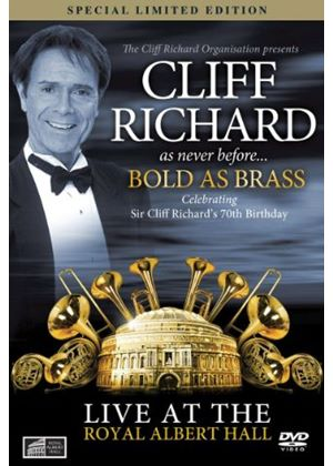 Cliff Richard - Bold As Brass - Limited Edition