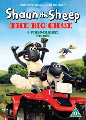 Shaun The Sheep - The Big Chase