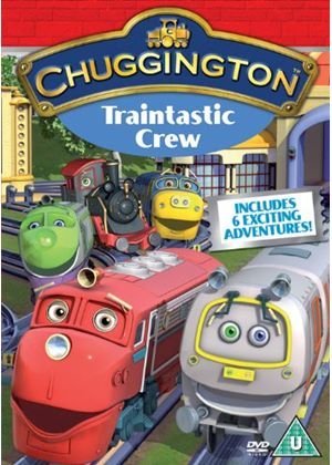 Chuggington - Traintastic Crew (CBeebies)
