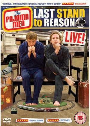 The Pajama Men – The Last Stand To Reason